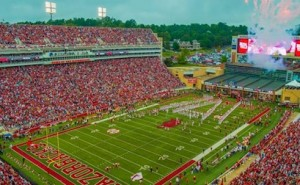 Razorback Fans set data usage record