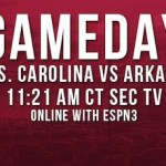 Jim Harris: South Carolina at Arkansas Live Blog