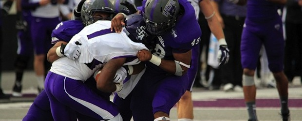UCA Bears Dominate SFA for Homecoming Win in Conway