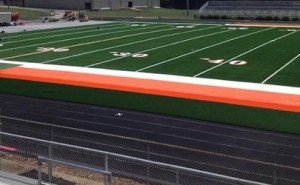 elite high school teams Batesville turf install
