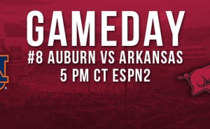 Auburn at Arkansas Live Blog