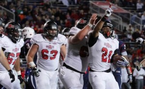 A-State 17-South Alabama 16
