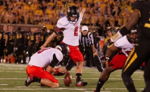 A-State's Brian Davis Named Semifinalist for Lou Groza Award
