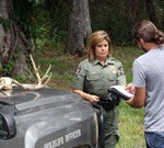 Arkansas Deer Season Keeps Officers Busy