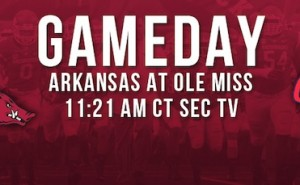 Arkansas at Ole Miss Live Blog