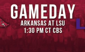 Jim Harris- Arkansas at LSU Live Blog