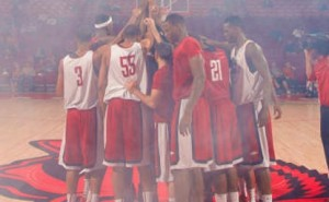 Razorback Basketball Season Tips Off