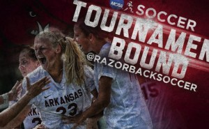 Razorback Soccer Team Makes History