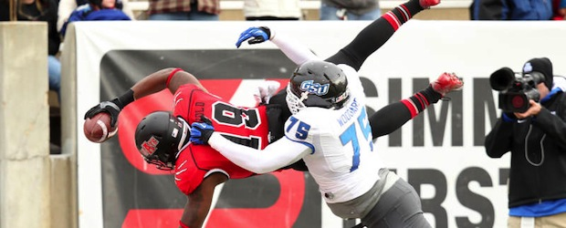 Red Wolves Beat Georgia State