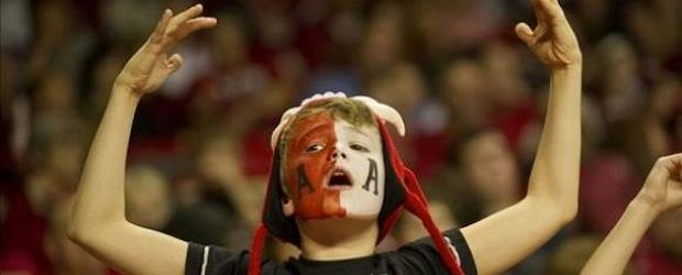 it is ok for razorback fans to be angry