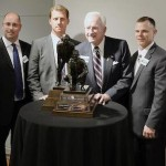 Pat Narduzzi: 2013 Broyles Award Winner