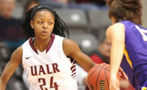 UALR Women Get Close To Upset, Fall Short to LSU