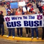Rex Nelson: All Aboard the Gus Bus