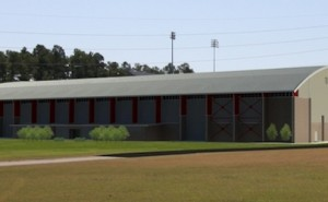 Construction Begins on A-State Student Activity Center