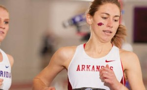 Razorback Track and Field Teams Ready for 2014 Season women