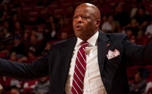 Razorback basketball road woes