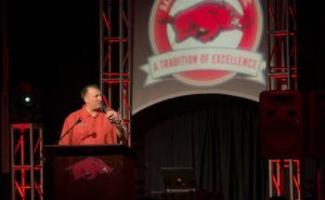 Razorback national signing day events