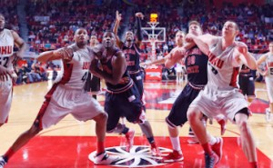 Red Wolves Lose in Double OT To WKU