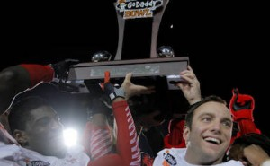 Red Wolves Win GoDaddy Bowl