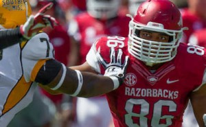 Trey Flowers Returns to the Razorbacks for 2014
