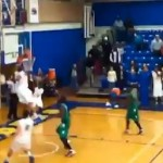 Last-Second Put-Back Dunk Sends Muleriders to Overtime