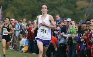 Brendan Taylor running