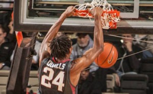Hogs Beat Vandy