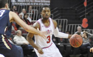 In-State Tuneup for Big In-State Rivalry As Red Wolves Handle Scots