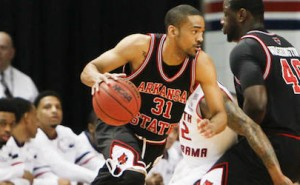 Red Wolves Dominate