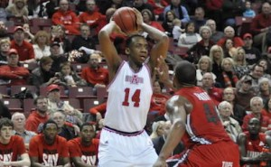 Red Wolves Get Big Win