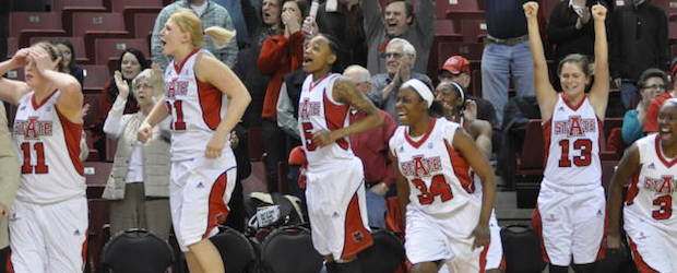 Red Wolves Women's Basketball on Brink of History