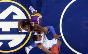 SEC Basketball Season Headed Toward Wild Finish