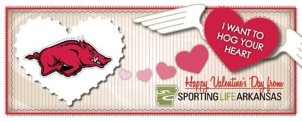 Valentine's Day Razorbacks