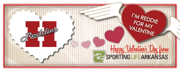 Happy Valentine's Day Reddies