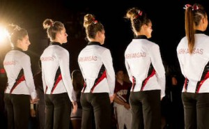 UA's Gymbacks Drop A Spot in National Rankings
