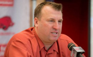 arkansas recruiting class bret bielema