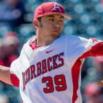 Razorback Baseball Takes Series with Alabama with Shutout