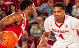 Razorbacks Lose to South Carolina