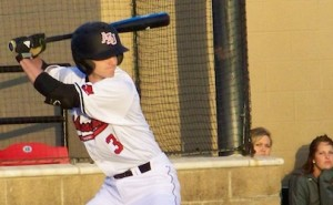 Red Wolves Lose To Missouri State Dustin Jones at bat