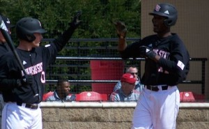 Red Wolves Nip Bobcats in Series