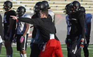 Red Wolves Spring Practice Continues