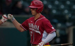 baseball hogs open sec play