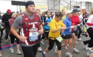 half marathon pace