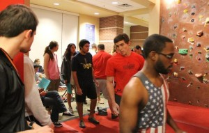 henderson state student recreation center