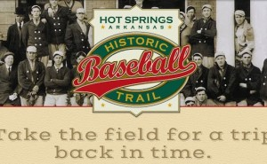 hot springs baseball capital usa