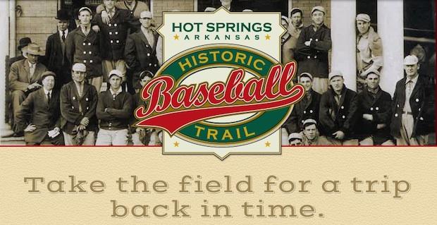 hot springs baseball capital usa