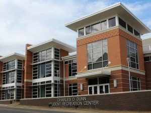 school spirit charles dunn student recreation center