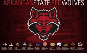 2014 Arkansas State Red Wolves Football Schedule