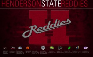 2014 Henderson State Reddies Football schedule