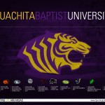 2014 Ouachita Baptist Tigers Football Schedule Wallpaper